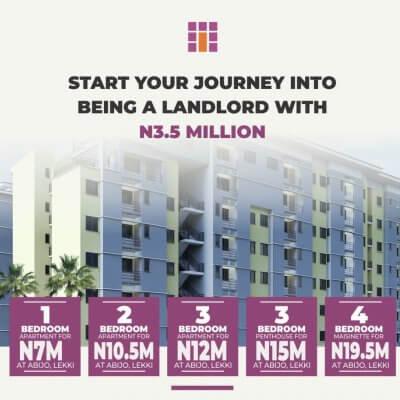 Fairfield Apartment – Lagos City, Abijo