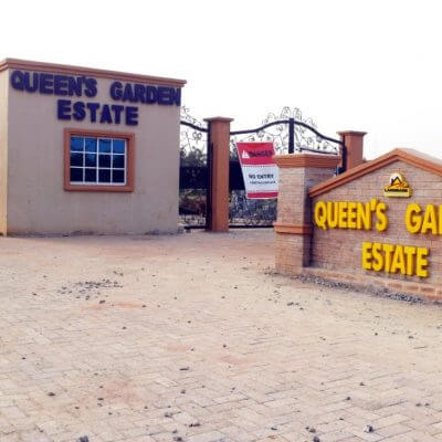 Queens Garden – Isheri North