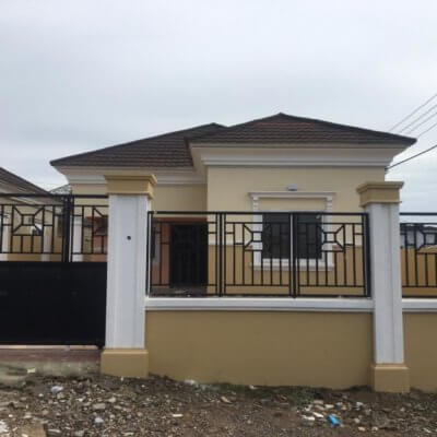 2 Bedroom Executive House in Accra Ghana