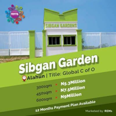 Sibgan Gardens