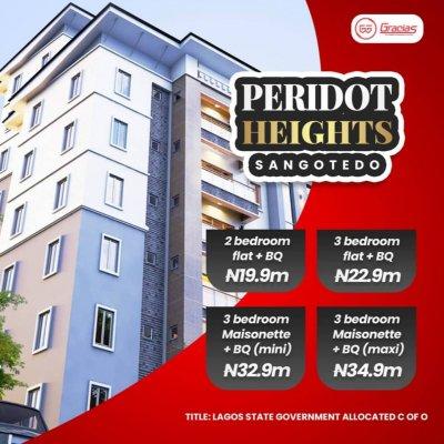Introducing Gracias Peridot Heights